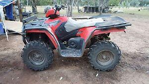 Polaris quad Texas Inverell Area Preview