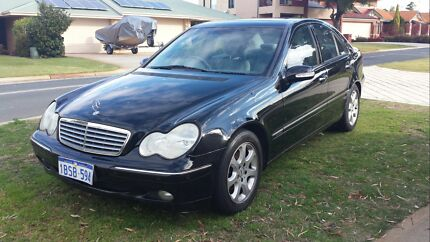 Mercedes-Benz C200 (Supercharged) South Perth South Perth Area Preview