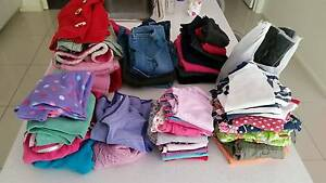 BULK SIZE 3 GIRLS WINTER CLOTHES – 43 ITEMS IN EXCELLENT COND Underdale West Torrens Area Preview