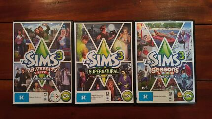 The Sims 3 (Expansions) PC Bedford Bayswater Area Preview