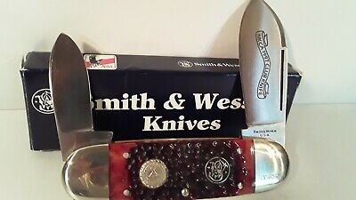 Smith & Wesson USA Sunfish Knife 1997 Issue NKCA 1997 Club Knife #0588