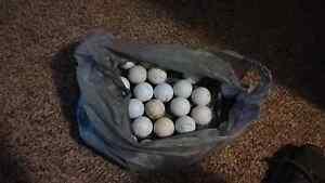 Bag of golf balls Newmarket Brisbane North West Preview