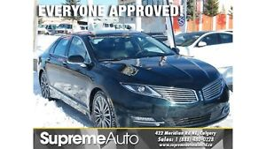 2014 Lincoln MKZ AWD/NAVI/B.CAM/S.ROOF/MUSTSEE