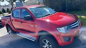 2012 Mitsubishi Triton Glx (4x4) 4 Sp Automatic 4x4 Double Cab...
