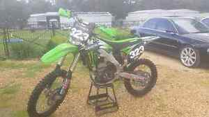 2011 KX 250F Lyndoch Barossa Area Preview