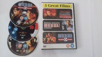 American Ninja Collection - American Ninja/American Ninja 2 - The Confrontation/