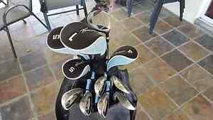 Tommy Armour evo plus  womens / junior golf club set with bag Jimboomba Logan Area Preview