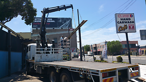 Navistar Transport Crane Truck Hire Pty Ltd Sydney City Inner Sydney Preview