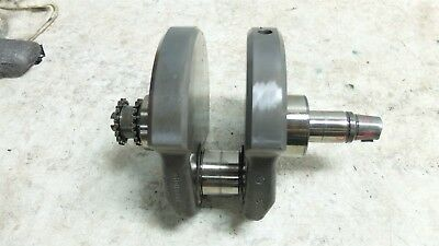 03 Polaris Victory Vegas 92 engine crank shaft crankshaft