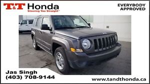 2015 Jeep Patriot *C/S*Sport*LocaL Car, No Accidents, AUX/MP3*