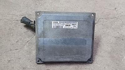 Ford Fiesta ECU Engine Control Unit 5S61-12A650-DB S120977022C SIM210 9BGB