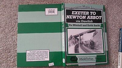 WESTERN MAIN LINES EXTER TO NEWTON ABBOT VIA DAWLISH V MITCHELL & K SMITH H/B