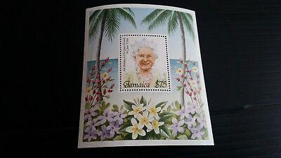 JAMAICA 1995 SG MS883 95TH BIRHDAY OF QUEEN MOTHER MNH