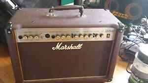 Marshall Acoustic Amp Sunshine North Brimbank Area Preview
