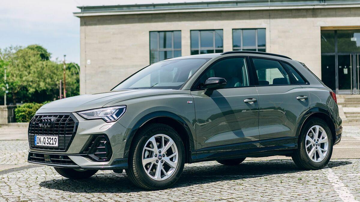 Audi Q3 2019 Alltagstest Mobile De