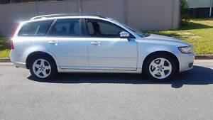 2007 Volvo V50 Wagon Southport Gold Coast City Preview