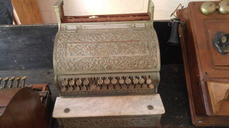 Vintage 1906 Cash Register