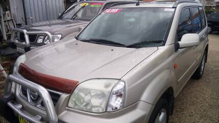 2002 Nissan X-trail Wagon Long Jetty Wyong Area Preview