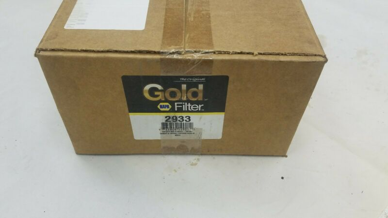 Napa 2933 Air Filter for Compressors including Sullair and Ingersoll Rand - NEW