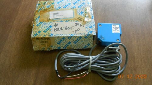Sick Photoelectric Proximity Switch WL20-9123  New in Opened Box