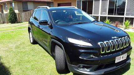 Jeep cherokee longitude Wilsonton Toowoomba City Preview