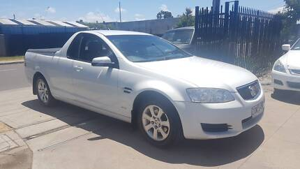2011 Holden Commodore Ute SERIES II AUTO LPG Williamstown North Hobsons Bay Area Preview