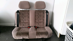 Dickie seats Meadow Heights Hume Area Preview