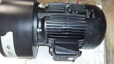 Emod 6hp Ip55 Motor 7568942 277480v 3535 Rpm W Squirrel Cage Blower