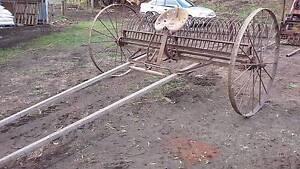 Horse drawn hay rake Colac-Otway Area Preview