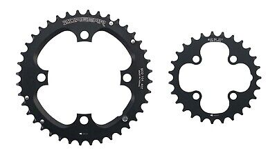 Praxis Works 4-Bolt Bicycle Chainring Set 104//64mm BCD 36//26 Teeth New