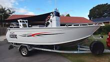 Sea Jay 5m Haven Centre Console 90hp Mercury Optimax Redco Traile Carindale Brisbane South East Preview