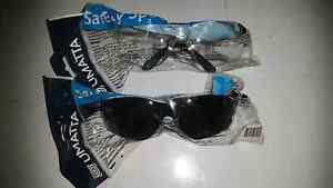 SAFETY GLASSES 2 X PAIR Earlville Cairns City Preview