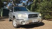 2002 Subaru Forester XS Luxury Low Kms Belair Mitcham Area Preview