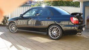 2002 Subaru Impreza WRX Applecross Melville Area Preview