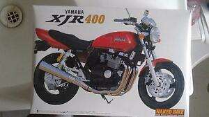 Yamaha XJR 400 1/12 AOSHIMA model kit Geelong West Geelong City Preview