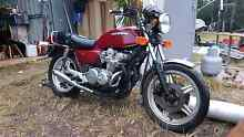 CB750R honda 1979 ex cop bike make good cafe racer Ilkley Maroochydore Area Preview