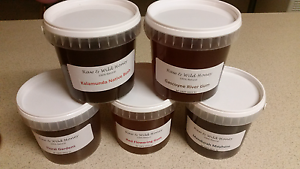 Raw n Wild honey, from local hives and registered beekeeper Perth Perth City Area Preview