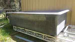 3000L Fiberglass aquaponics fish water tank Byford Serpentine Area Preview