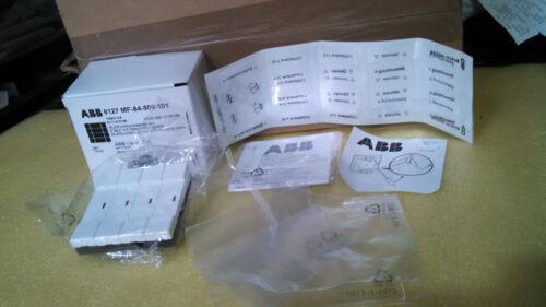ABB 6127 MF-84-500-101Marking Plates 4-Fold PLC DCS Transducer Meter Transmitter