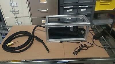 Gamma Scientific Rs-5b Programmable Led Light Source W 120 Fiber Optic Cable