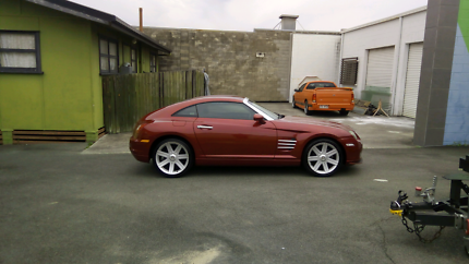 08 CHRYSLER CROSSFIRE COUPE Surfers Paradise Gold Coast City Preview
