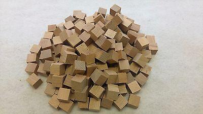 Holzwürfel, Bastelwürfel 50 Stk. 20x20x20 mm