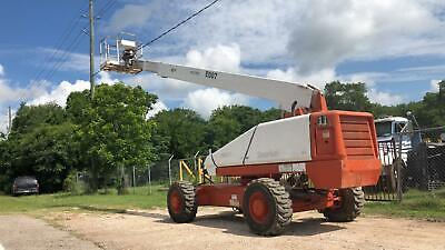 Snorkel Tb 60 4x4 Diesel Telescopic Boom Lift Man Aerial Platform Ie Jlg Genie