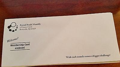 Rectal Beads Monthly  PRANK  3-Envelope's