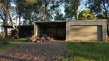 Double Garage + Shed Maitland Area Preview