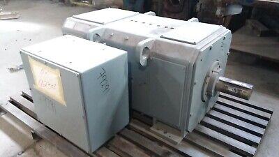 350 Hp Dc General Electric Motor 1000 Rpm 6058 Frame Dpfv 500 V