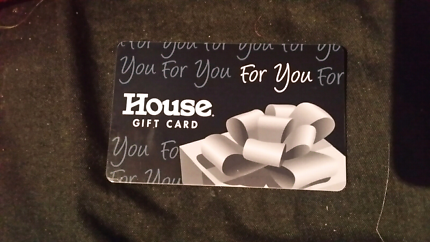 $500 house giftcard