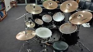 Pearl Drum Kit Kyneton Macedon Ranges Preview