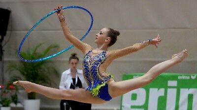 DVILLENA Schläppchen Sahara für rhythmische Sportgymnastik RSG Sport-Rhythm.com