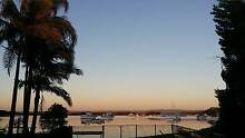 Caravan for holiday accommodation waterfront Lake Macquarie NSW Marks Point Lake Macquarie Area Preview